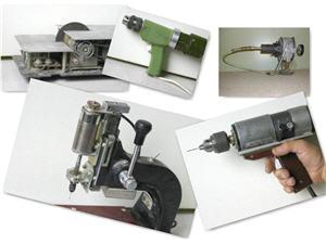 Самодельные станки (бормашинка, ручная дрель, токарный) 12 фото