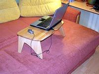 накроватный столик для ноутбука