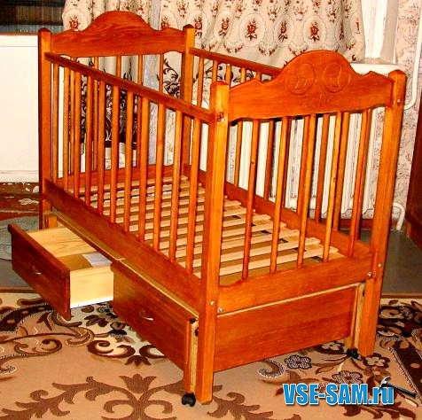 Как сделать детские кровати своими руками фото