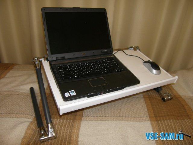 Для ноутбука мебель своими руками