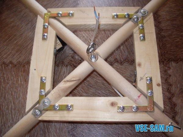крестовина для люстры