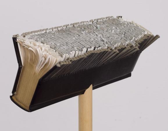 Инструмент для чистоты из книги