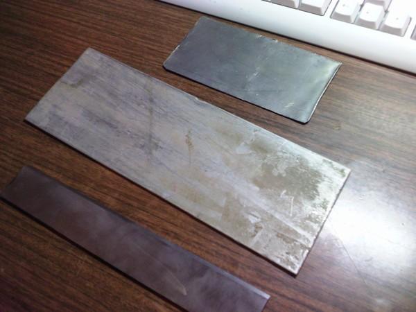 самодельный складной нож