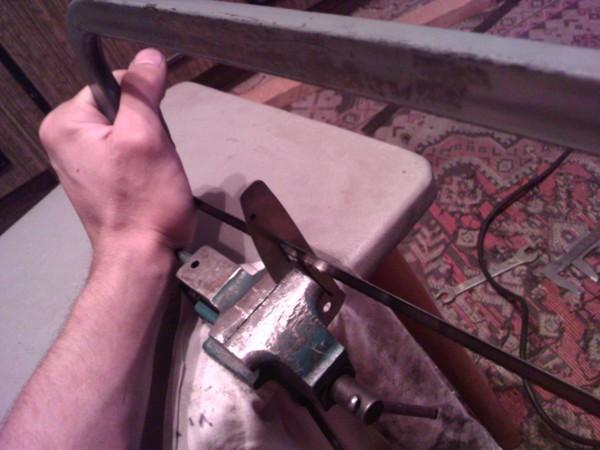 Как сделать нож своими руками в домашних условиях складной нож