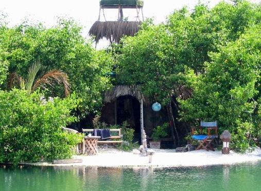 Первый искуственный остров