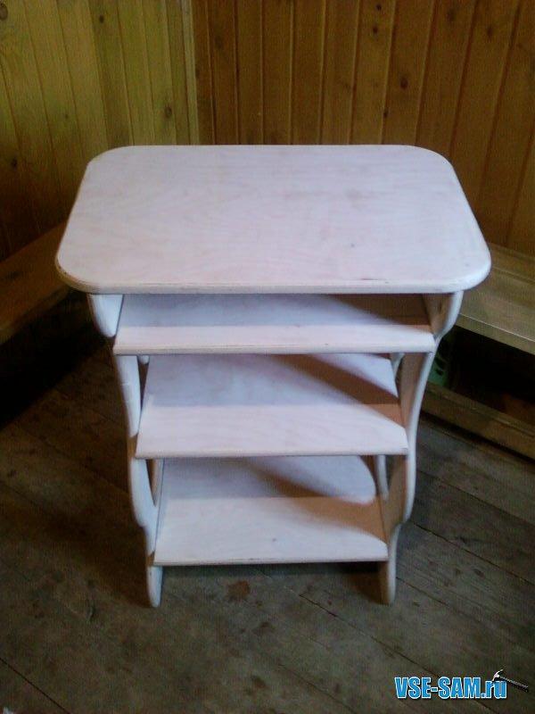 Мебель из фанеры на заказ спб - 2