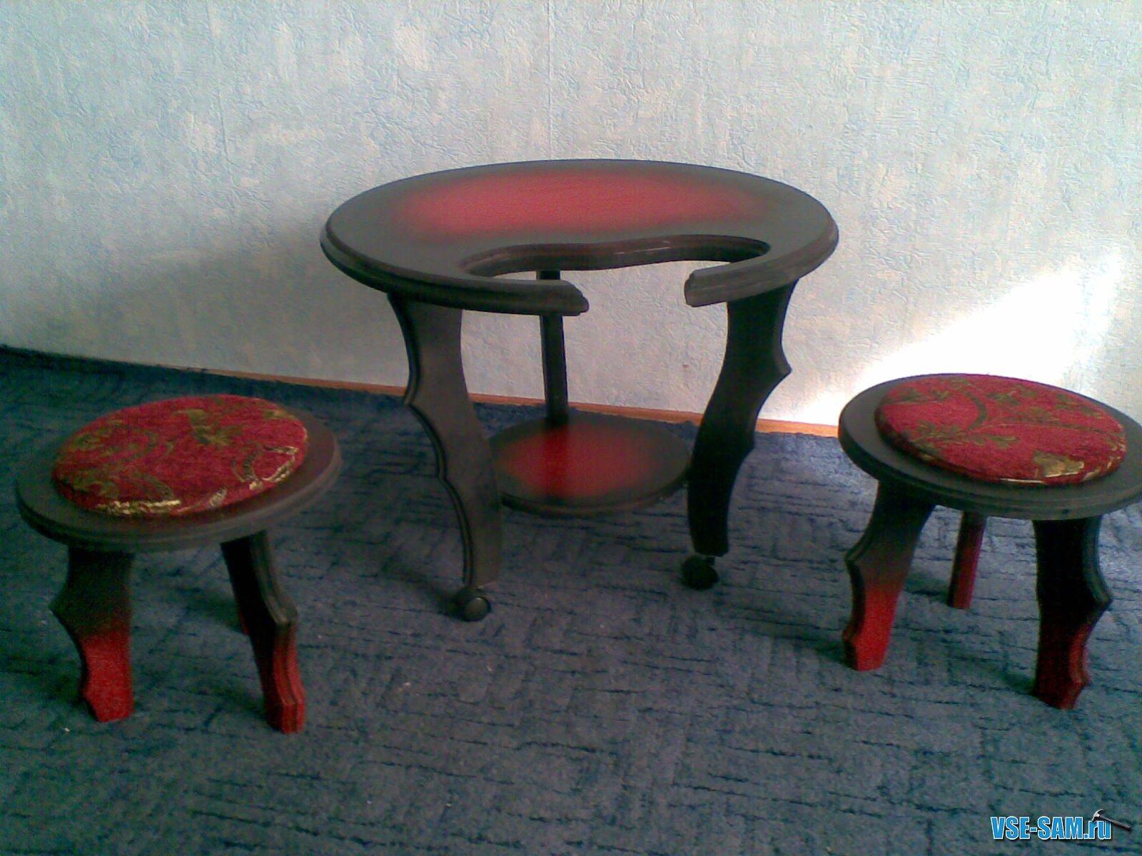 Мебель для дачи своими руками чертежи схемы