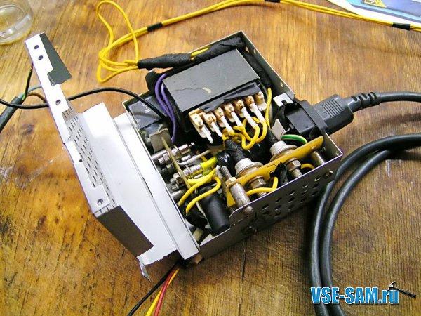Усилитель мощности для компьютера