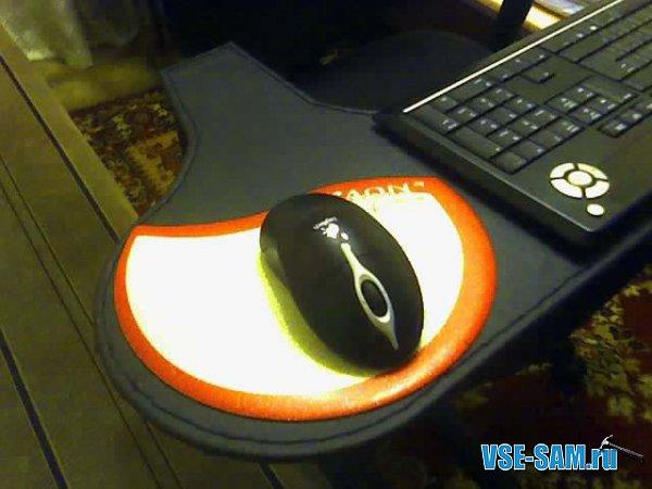 Подставка для беспроводной клавиатуры и мыши