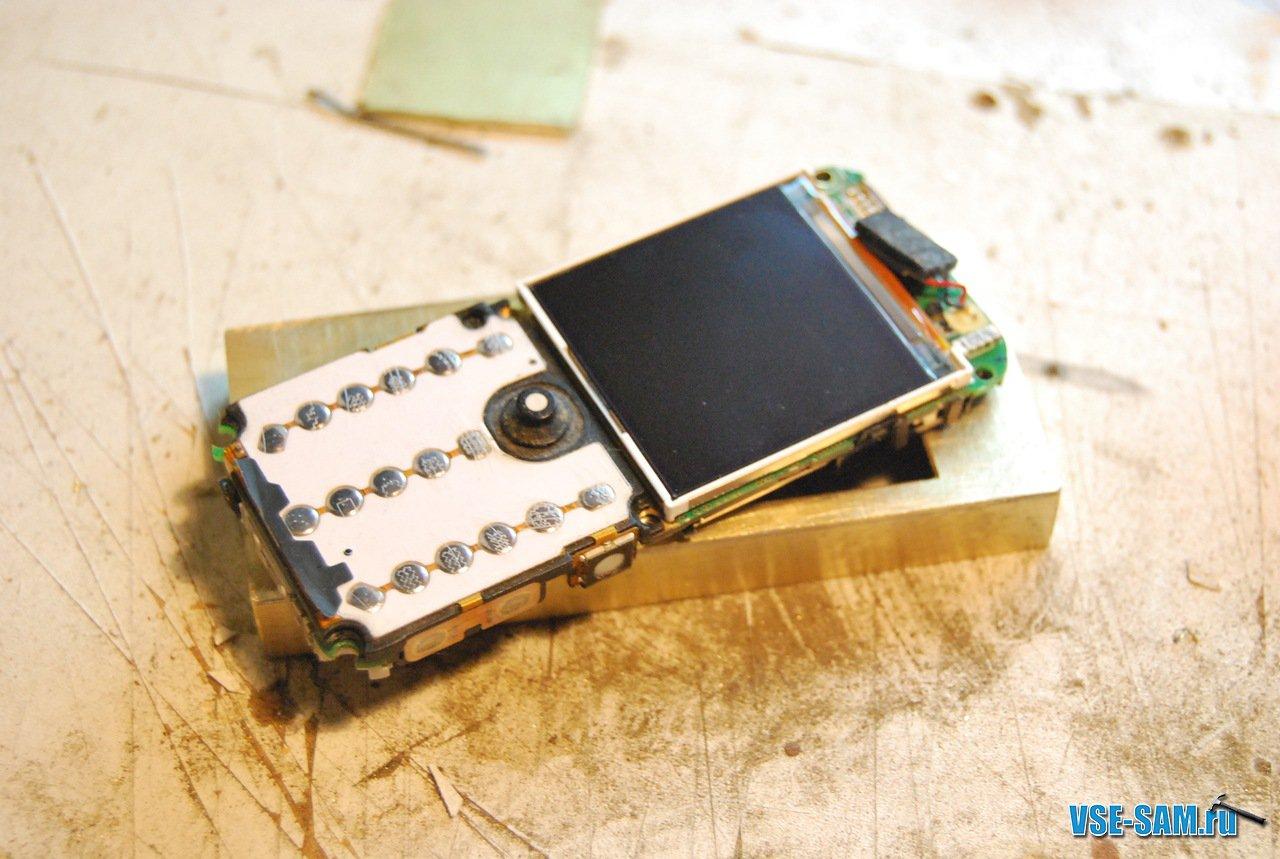 Как сделать из старого телефона в новый 728