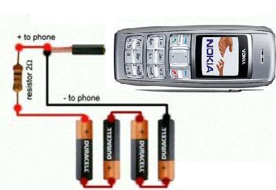 Как сделать аккумулятор из батареек своими руками
