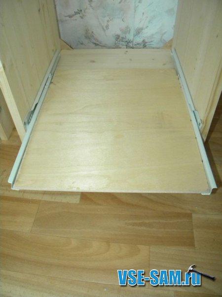 Мебель из мебельных щитов дсп своими руками 72