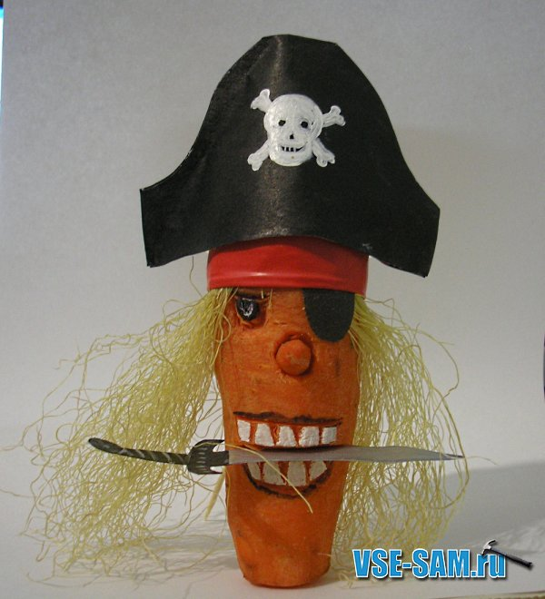 Поделка на тему пираты 93