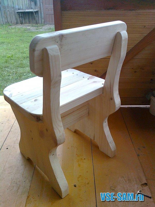 Мебель для беседки (скамейки и стулья)